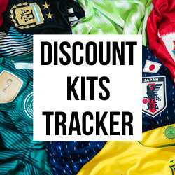 Discount Kits Tracker