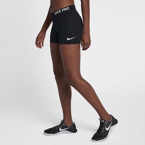 freno Portero Máquina de recepción  Nike Pro Women's 3(7.5cm approx.) Training Shorts - Black | 889577-010 |  FOOTY.COM