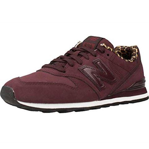 New Balance 996 Shoes - NB Burgundy