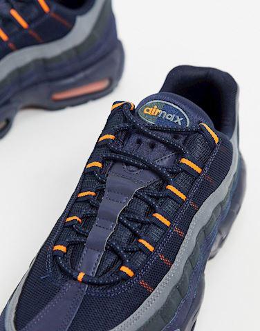 air max 95 navy orange