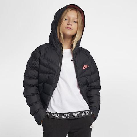 Nike Sportswear Older Kids' Synthetic Fill Jacket Black