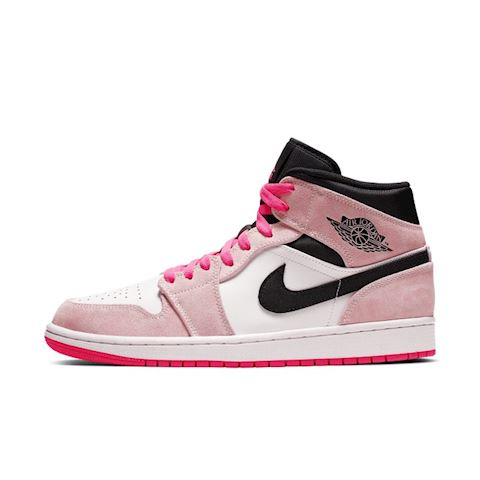Nike Air Jordan 1 Mid SE Men's Shoe Pink