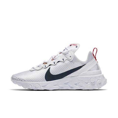 Nike React Element 55 Premium Unité Totale Women's Shoe White