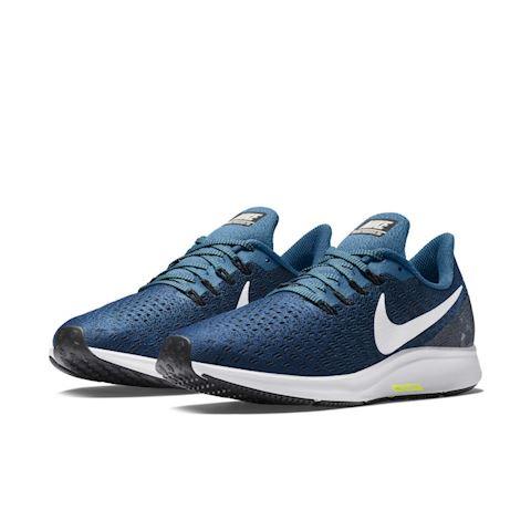 Operación posible Resplandor eficientemente  Nike Air Zoom Pegasus 35 Men's Running Shoe - Blue | 942851-403 | FOOTY.COM