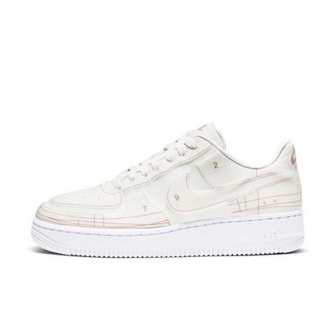 ladrar Ardilla algo  Nike Air Force 1' 07 Lux Shoe - White | CI3445-100 | FOOTY.COM