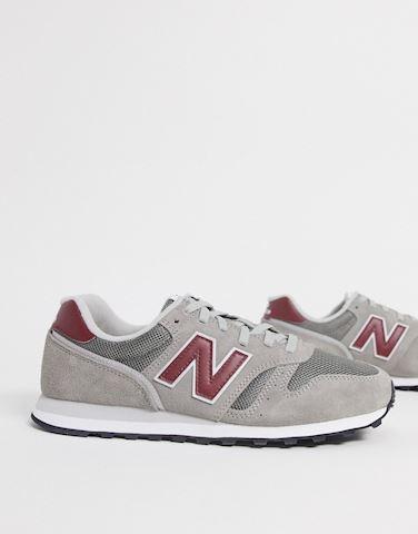 New Balance 373 Shoes - Marblehead/Burgundy