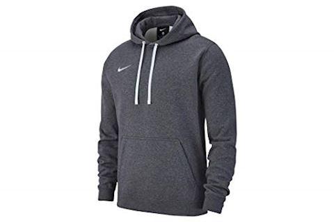 Nike Hoodie Team Club 19 GreyWhite