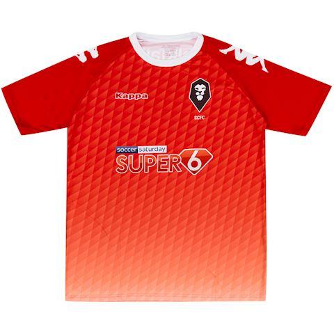 Kappa Salford City FC Men/'s Home Shirt 2019-20 League Two
