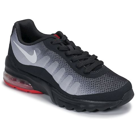 Nike AIR MAX INVIGOR GS girls's Shoes (Trainers) in Black
