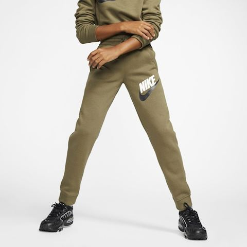 Arqueólogo debate Patético  Nike Sportswear Club Fleece Older Kids' (Boys') Trousers - Olive | BV0786-222  | FOOTY.COM