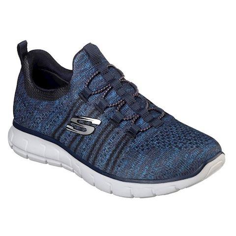 Skechers VIM Knit Shoes Ladies - Navy