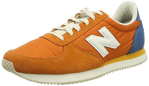 new balance 220 orange