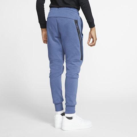 melodía Besugo ligero  Nike Sportswear Older Kids' Tech Fleece Trousers - Blue   804818-469    FOOTY.COM