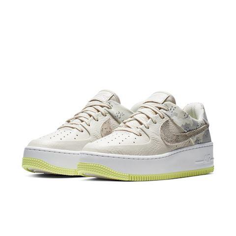 Nike Air Force 1 Sage Low Premium Camo Women's Shoe Cream