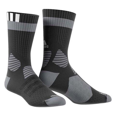 adidas ID Socks Comfort Black White Grey