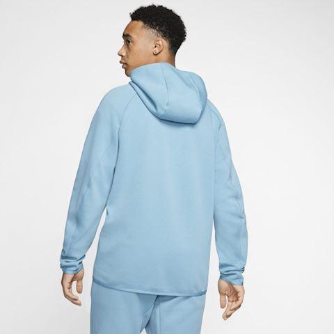 Nike Sportswear Tech Fleece Men S Full Zip Hoodie Blue 928483 424 Footy Com