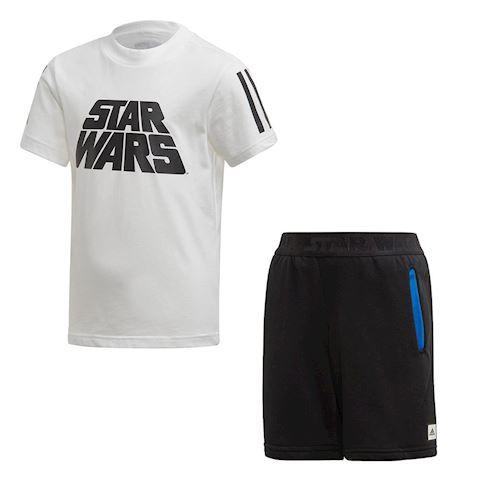 adidas Disney Star Wars T Shirt Schwarz   adidas Deutschland