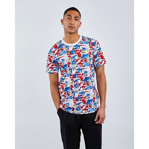 Puma X Sonic All Over Print - Men T-Shirts