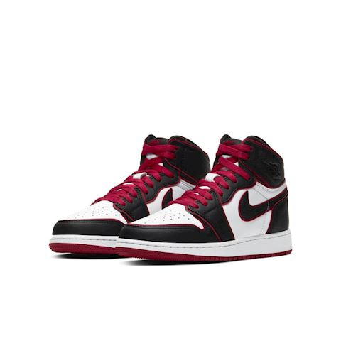 Nike Air Jordan 1 Retro High OG Boys' Shoe Black
