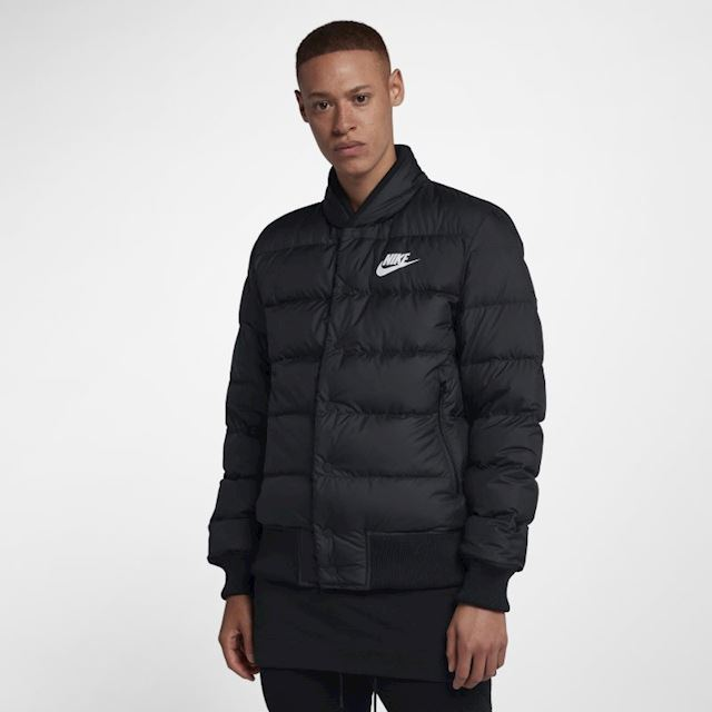 Nike Sportswear Down Fill Men's Bomber Jacket Black