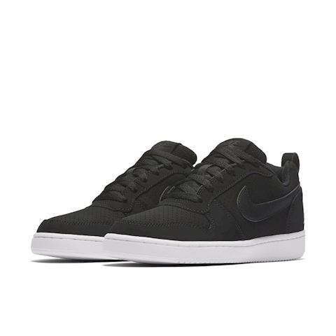Nike Court Borough Low Women\u0027s Shoe , Black