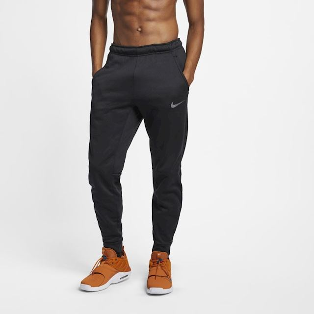 Nike Therma Men's Tapered Training Trousers Black
