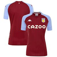 Aston Villa Football Kits New Shirts Shorts Footy Com
