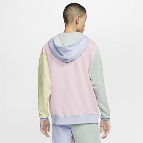Swoosh Pullover Hoodie - Pink