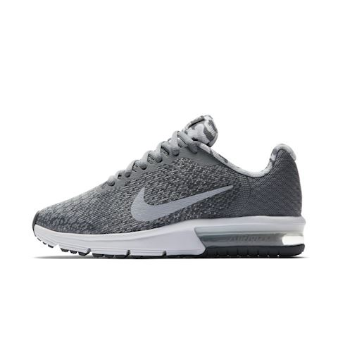 Nike Air Max Sequent 2 Older Kids' Shoe Grey