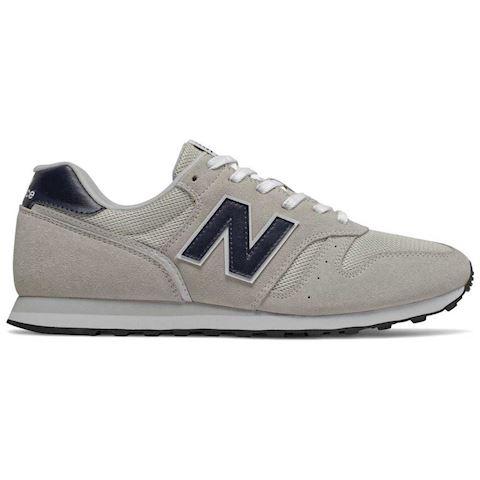 New Balance 373 Shoes - Silver Birch/Team Navy