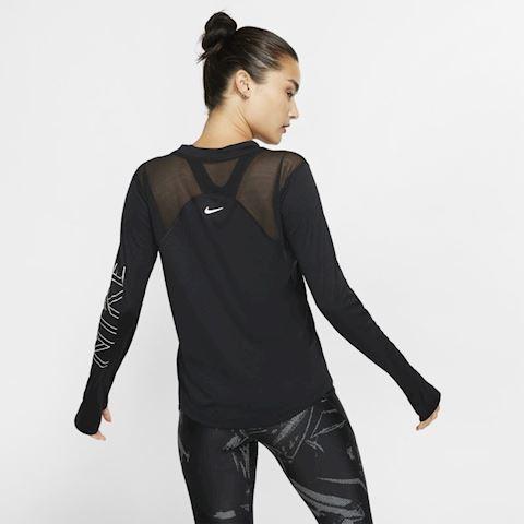 Womens Nike Running Dry Miler Long