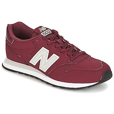 Nunca página mero  New Balance GM500 men's Shoes (Trainers) in Red | GM500RDG | FOOTY.COM