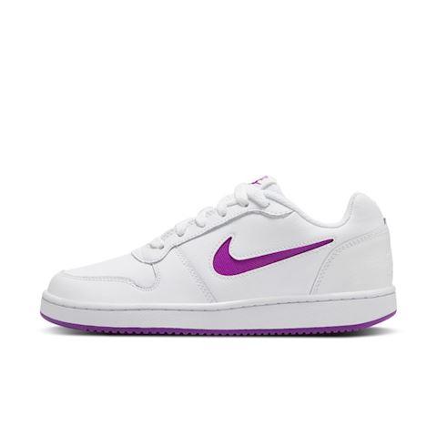Womens White Nike Ebernon Low | DW Sports