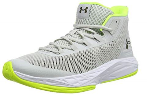 Under Armour Mens Jet Mid Basketball Shoes