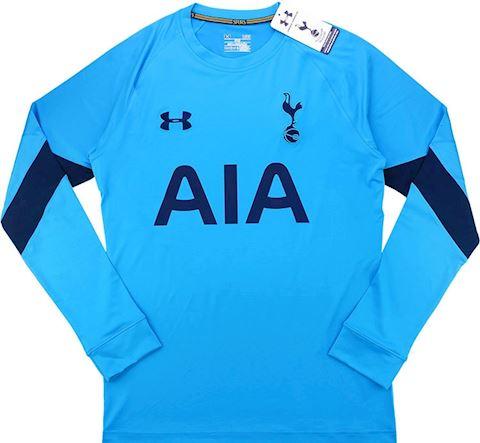Under Armour Tottenham Hotspur Kids Ls Goalkeeper Player Issue Home Shirt 2016 17 Footy Com