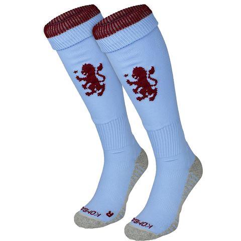 Kappa Aston Villa troisième Stade Sport Football Training Socks 2020-21 Kids