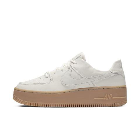 Nike Air Force 1 Sage Low LX Women's Shoe Cream