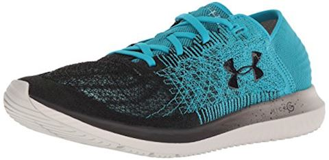 Under Armour Mens UA Threadborne Blur Running Shoes Footwear Trainers Black