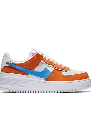Nike Air Force 1 Shadow Trainers In Rust And Blue Orange Cz0365 100 Footy Com Eu40 us8.5w dswt nike air force 1 shadow. nike air force 1 shadow trainers in rust and blue orange