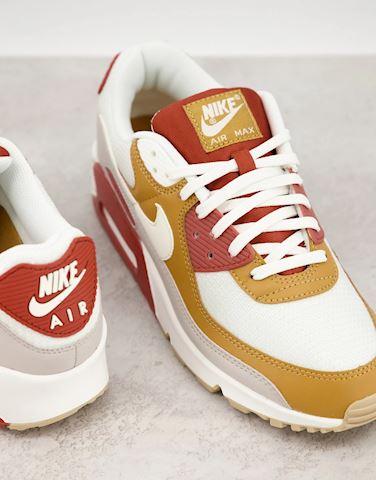 Nike Sportswear Air Max 90 - Rugged Orange/Sail/Wheat/Gum Light Brown, Rugged Orange/Sail/Wheat/Gum Light Brown