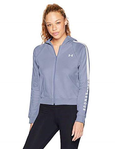 under armour zip hoodie women's
