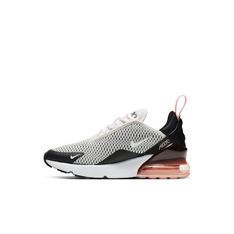 Nike Air Max 270 Younger Kids' Shoe Silver