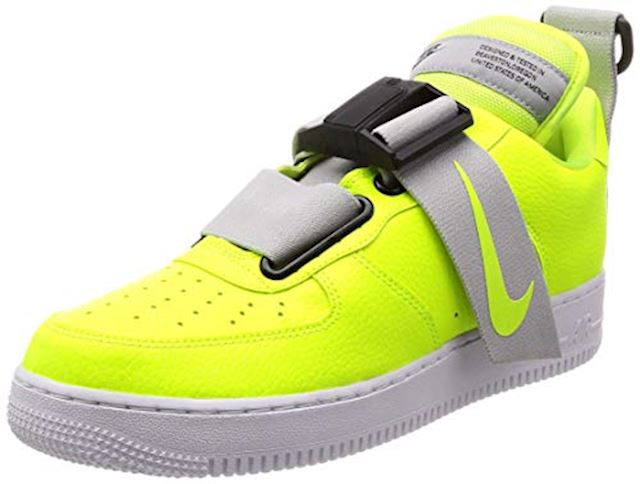 Nike Air Force 1 Utility Volt / White