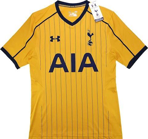 Under Armour Tottenham Hotspur Kids Ss Player Issue Third Shirt 2016 17 Footy Com