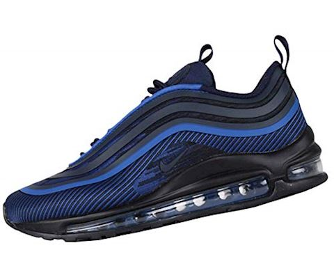 AUTHENTIC NIKE AIR MAX 97 Black Black Green Glow