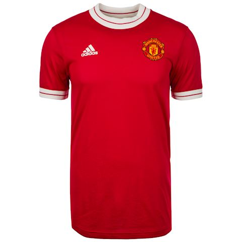 Adidas Manchester United Icon Jersey Cv8102 Footy Com