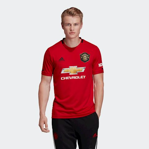 adidas Manchester United Mens SS Home Shirt 201920