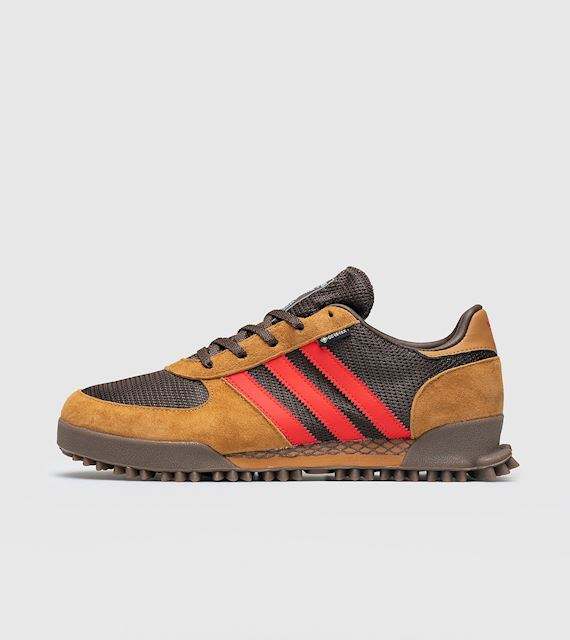 Transparente Para buscar refugio en general  adidas Originals Marathon TR 'Carstensz' - size? Exclusive, Brown | EH3567  | FOOTY.COM