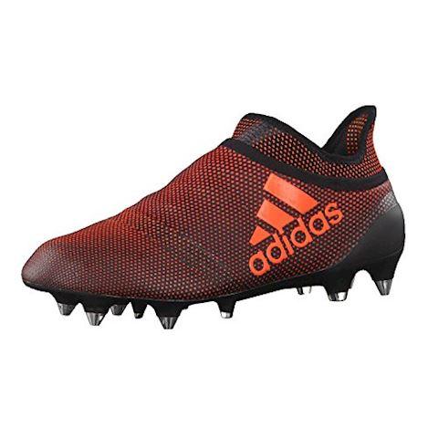 Adidas X 17+ Purechaos FG Snow WhiteBlueCore Black